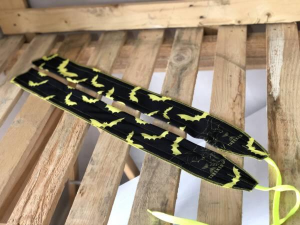 Muñequeras cordón Batman