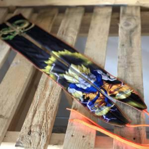 Muñequera cordón dragón goku