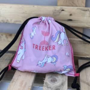 mochila pequeña de unicornios