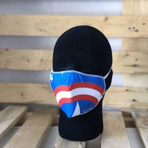 mascarilla Capitan America