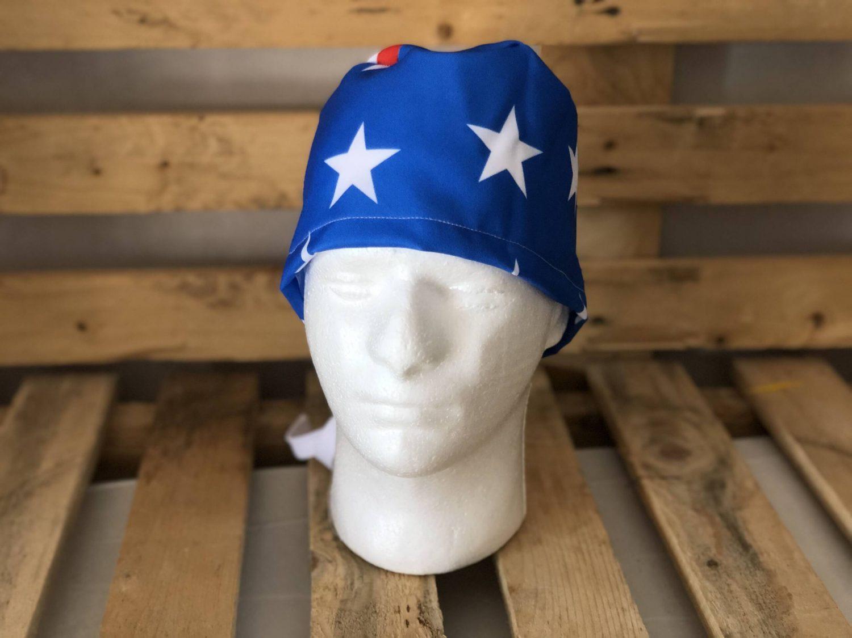 Gorro de cirugia Capitan America