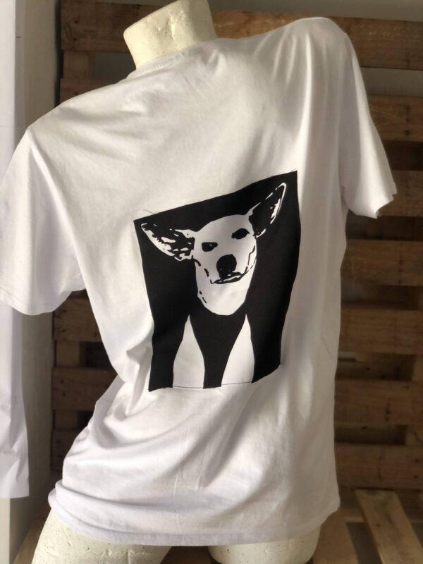 Camiseta de Dante.