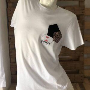 Camiseta treeker leopardo.