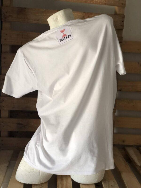 Camiseta treeker.